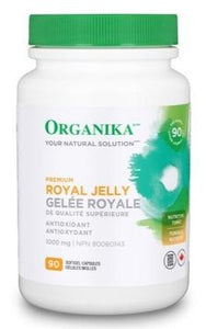Royal Jelly 1,000mg 90 Softgels
