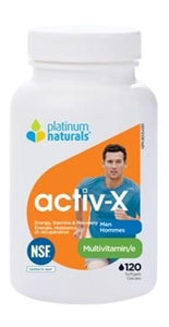 Activ-X Men Multivitamin Softgels
