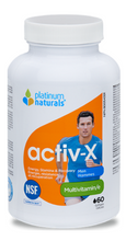 Load image into Gallery viewer, Activ-X Men Multivitamin Softgels