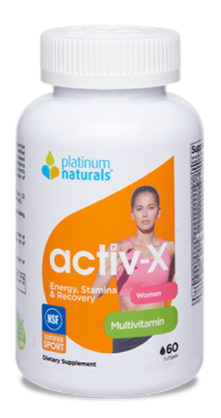 Activ-X Women Multivitamin Softgels