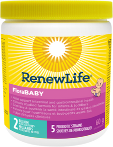 Flora Baby Probiotics 60g Powder
