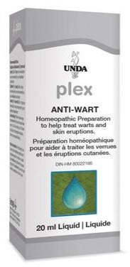 Unda Anti-Wart Drops 20ml