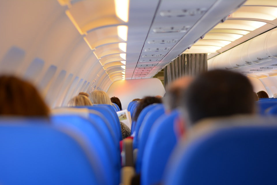 plane travel with CBD oil