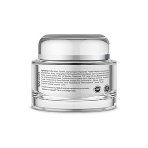 Neck & Décolleté Anti-Aging CBD Cream 1oz/30ml – 20mg CBD Isolate