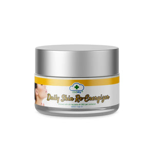 CBD Skin Daily Re-Energizer Cream