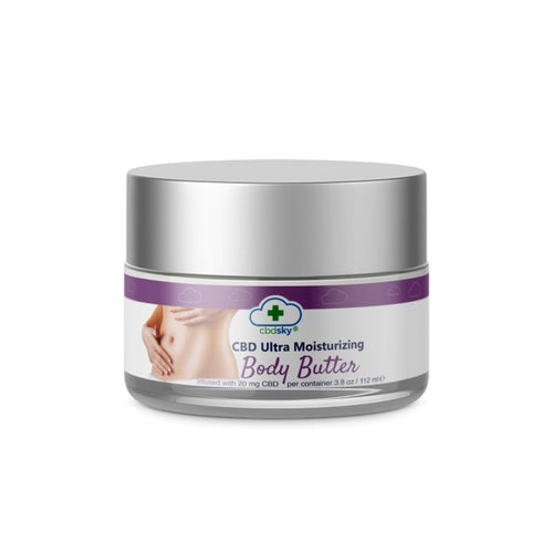 CBD Skin Ultra Moisturizing Body Butter