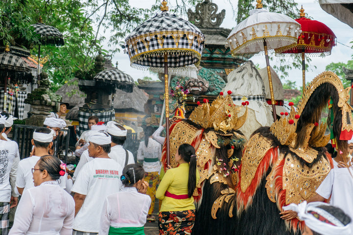 "The ""Day of Silence"" in Bali and Blanketing the World"