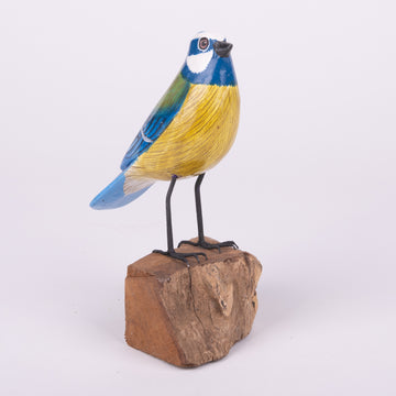 Hand Carved Birds - Buetit