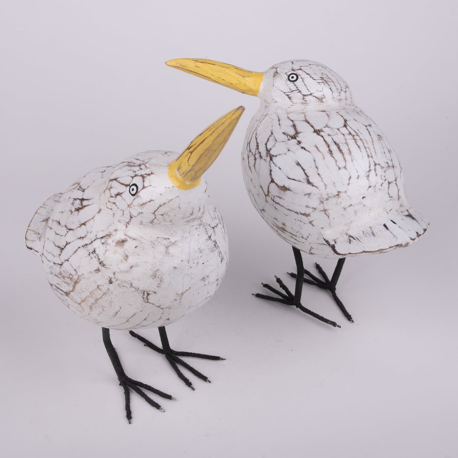 Hand Carved Birds - Big Gull Gals