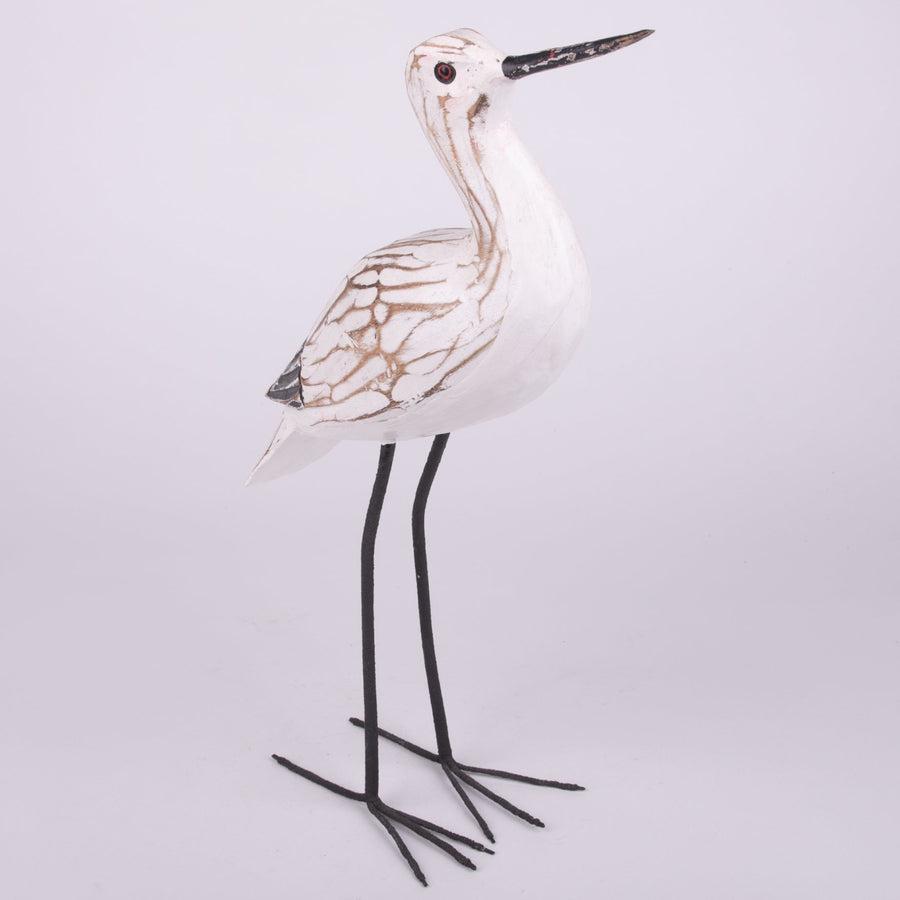 Hand Carved Birds - Rough Sandpiper