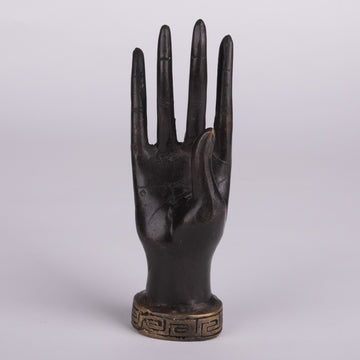 Bronze Delicate Hand Sculpture