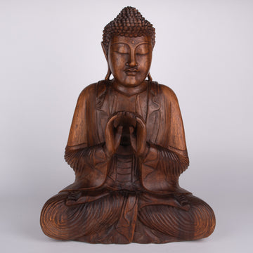 Stunning Carved Buddha to Behold