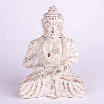 Primitive Carving of the Buddha