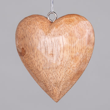 Ornaments - Big Natural Hearts