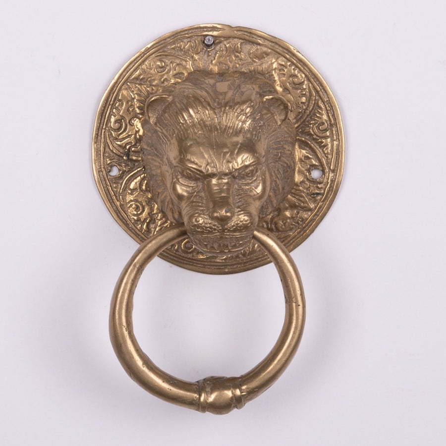 Animal Towel Ring - Lion