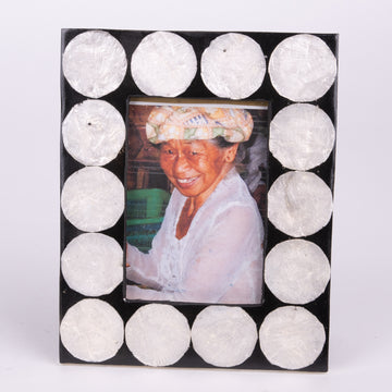 Full Moon Photo Frame