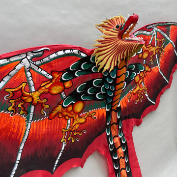 Red Dragon Kite