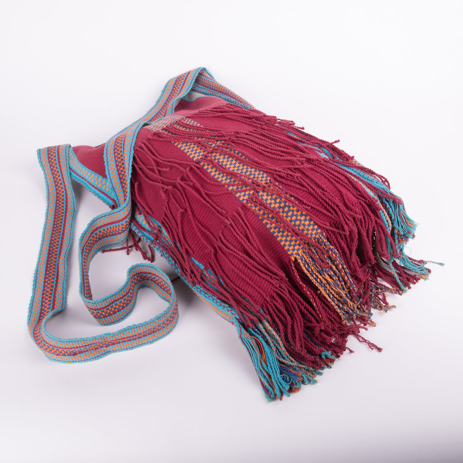 Crazy Special Sumba Weave Hippie Bag
