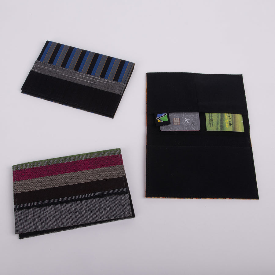 Yogya Cloth Flat Wallets