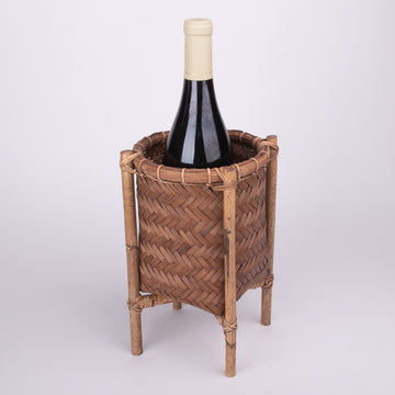 Wine Basket on Legs
