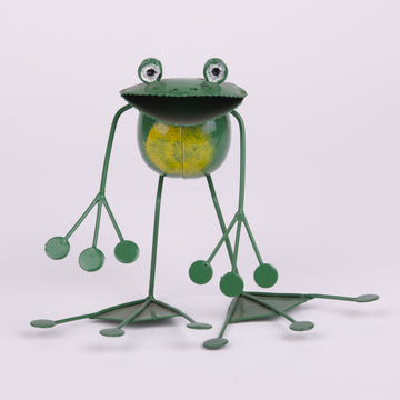 Little Frogs of Tin