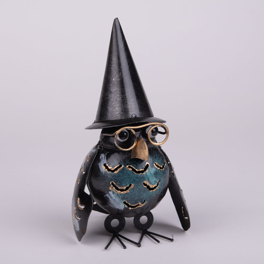 Little Witchy Owl Wearing Specs