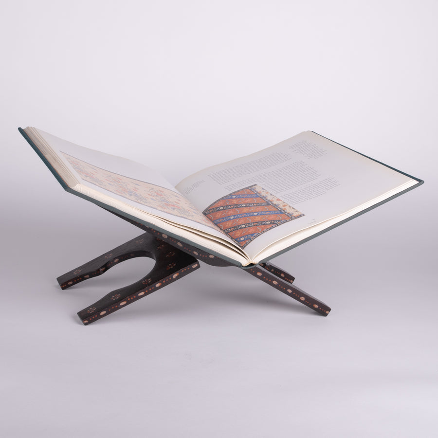 Quran, Book, or Cookbook Stand in Batik