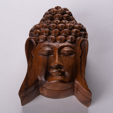 Puzzle Box with Buddha