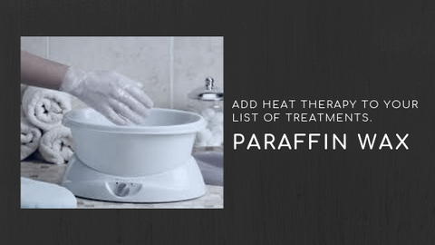 paraffin wax treatment