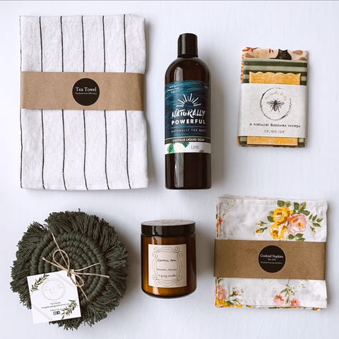 The Cozy Cottage Gift Box