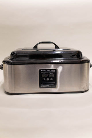 Hot Stone Heater 18 Quart
