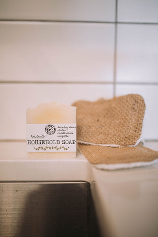 household soap bar for dishes laundry stains carpet stains and surface cleaning