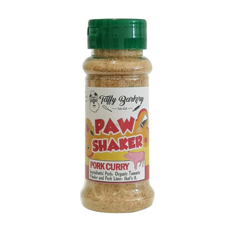 Paw Shaker - Pork Turmeric for Cats and Dogs