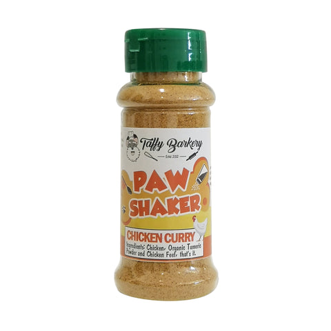 Paw Shaker - Chicken Turmeric for Cats and Dogs