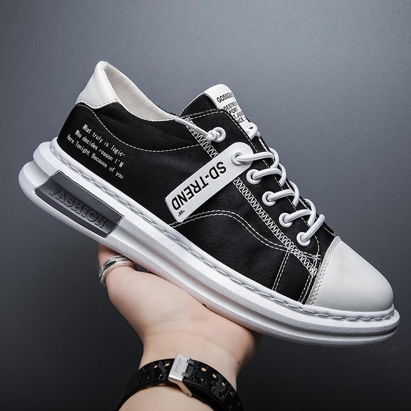 Canvas Casual Shoes Men Board Shoes
