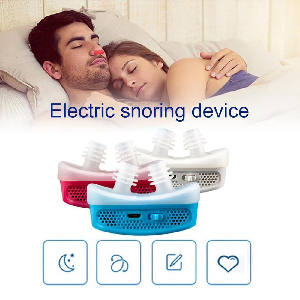 Today only $17.99-Micro CPAP Anti Snoring Electronic Device