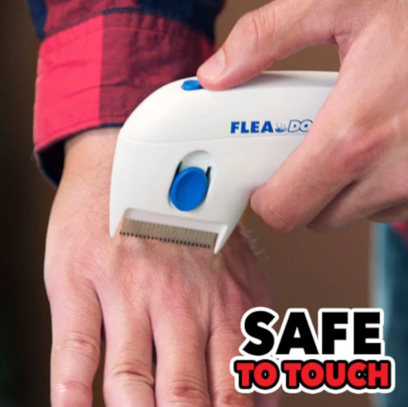Find, Kill & Remove Pesky Fleas In Minutes!