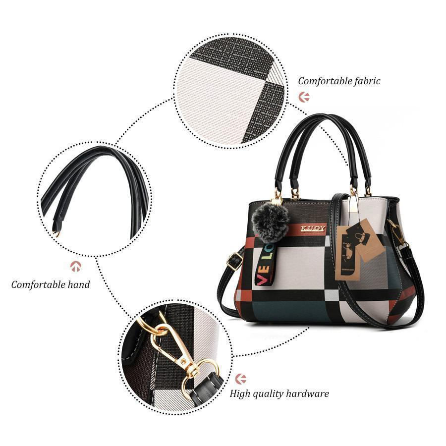 👜New Fashion Woman Handbag