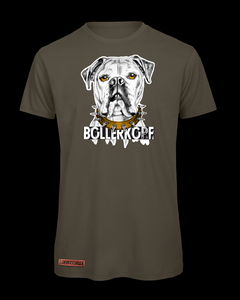"Bad Boys T-Shirt ""Continental Bulldog"", Unisex, verschiedene Motive & Farben"