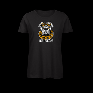 "Bad Boys T-Shirt ""Old English Bulldog"" Ladies, Tailliert, verschiedene Motive & Farben"