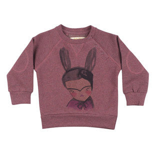Alexi Bunnygirl Sweat by Soft Gallery