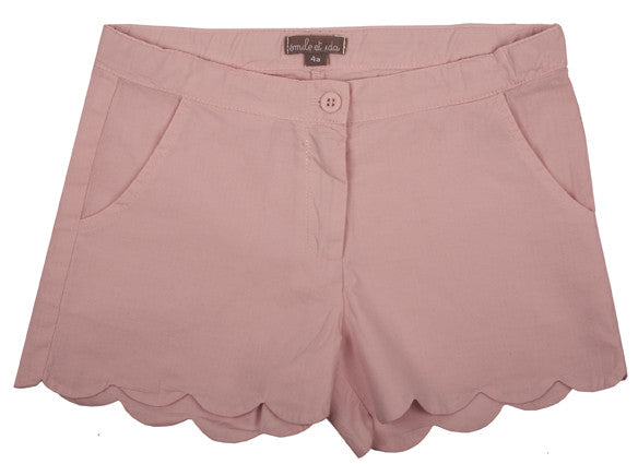 Scalloped Short by Emile et Ida