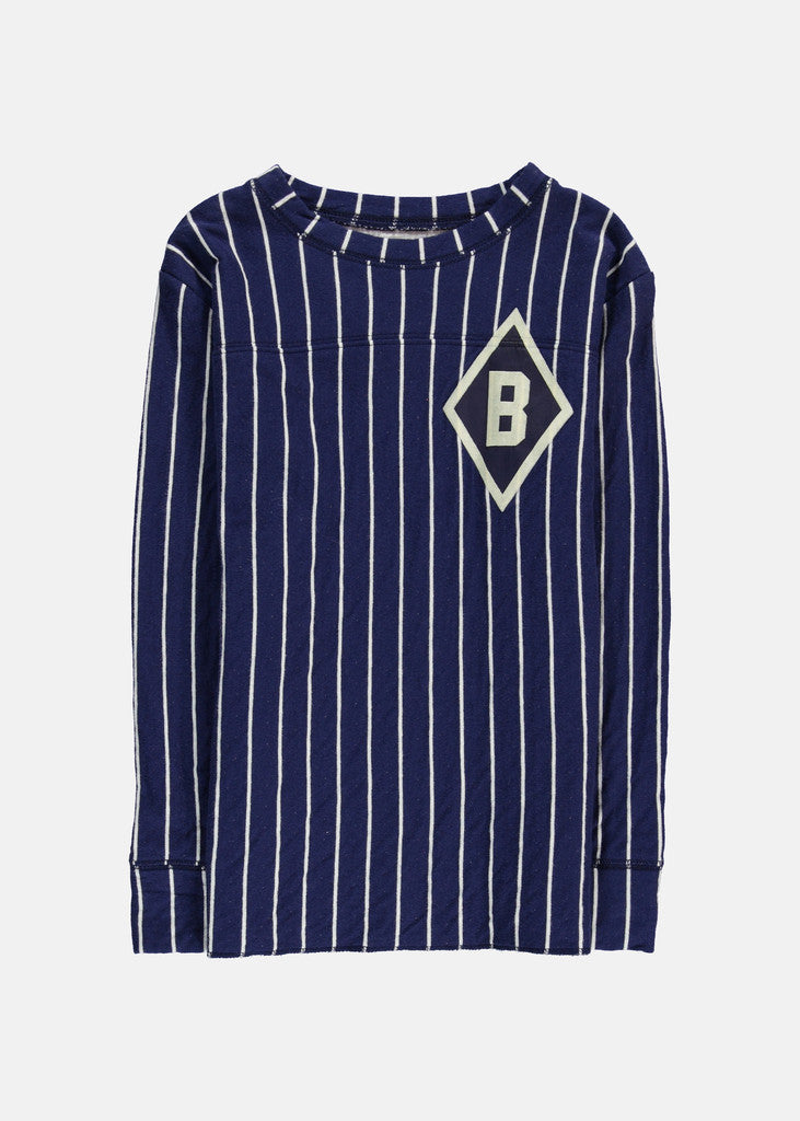 Maan Baseball Tshirt by Bellerose