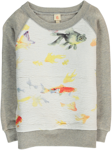 Anzy Koi Sweat by Bellerose