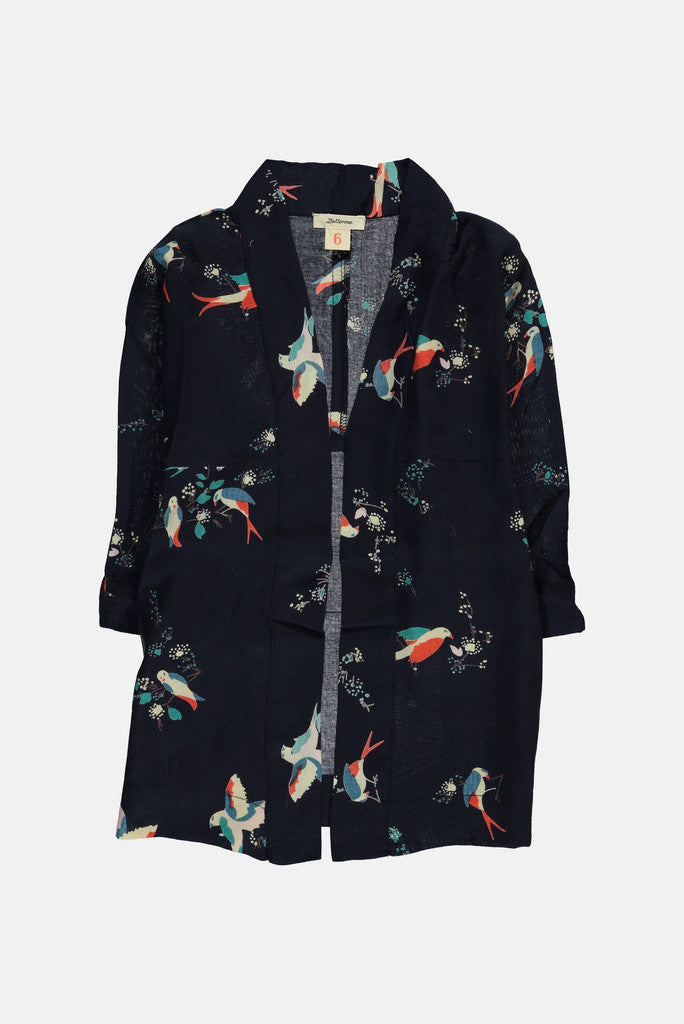 Flowers Overshirt by Bellerose