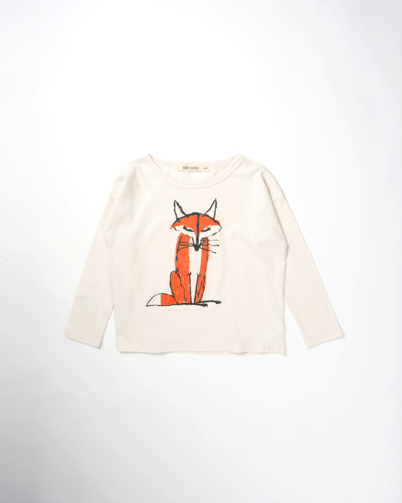 NEW! Fox Tee by Bobo Choses