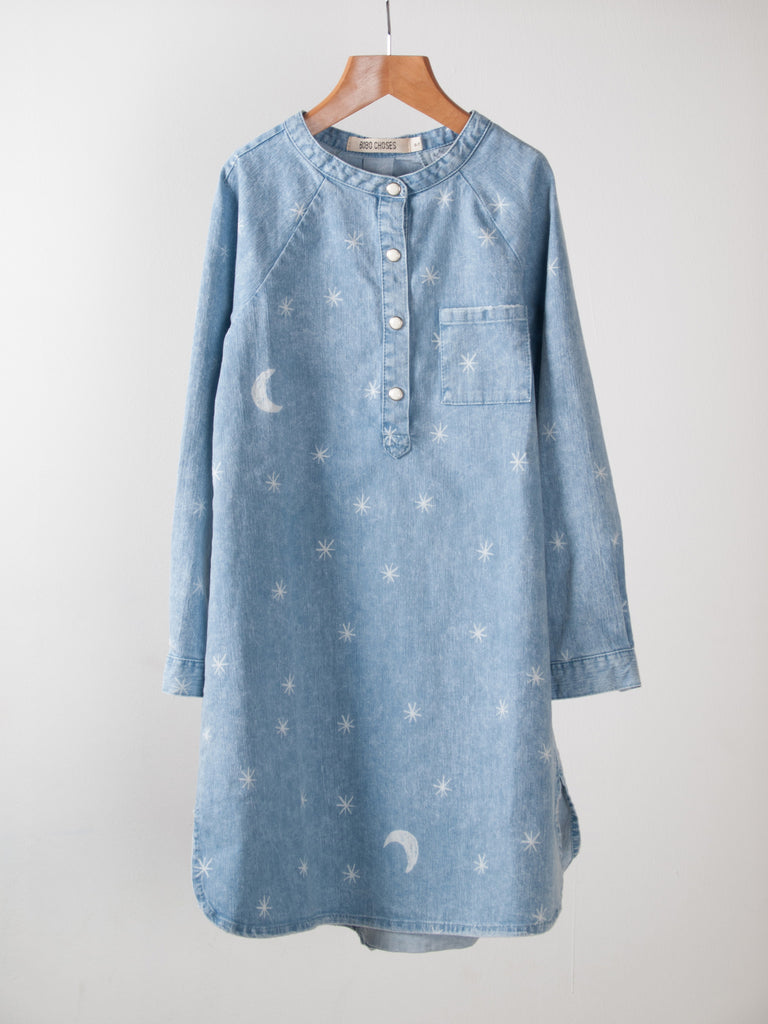 NEW! Stars Tunic Dress by Bobo Choses