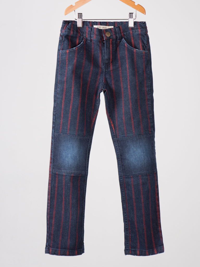 NEW! Striped Trousers by Bobo Choses