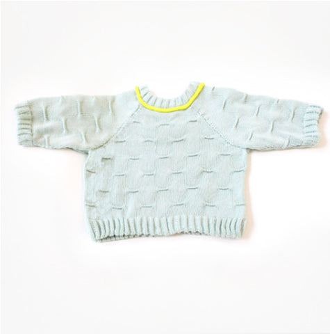 Seafoam Ridge Sweater by Degen