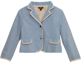 Esme Suit Jacket by Velveteen